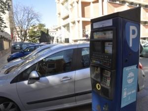 Trabajadores del Estacionamiento Regulado de Cuenca