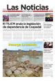 Portada de Las Noticias 10 de Abril de 2015