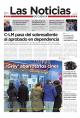 Portada de Las Noticias 20 de Febrero de 2015