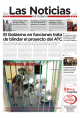 Portada de Las Noticias 19 de Junio de 2015