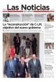 Portada de Las Noticias 10 de Julio de 2015