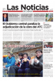 Portada de Las Noticias 13 de Febrero de 2015