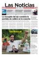 Portada de Las Noticias 5 de Junio de 2015