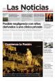 Portada de Las Noticias 27 de Marzo de 2015