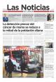 Portada de Las Noticias 20 de Marzo de 2015