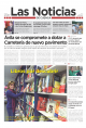 Portada de Las Noticias 17 de Abril de 2015