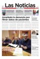 Portada de Las Noticias 6 de Febrero de 2015