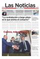 Portada de Las Noticias 1 de Mayo de 2015