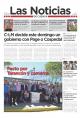 Portada de Las Noticias 22 de Mayo de 2015