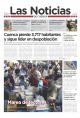 Portada de Las Noticias 24 de Abril de 2015