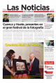 Portada de Las Noticias 12 de Junio de 2015
