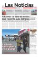 Portada de Las Noticias 30 de Enero de 2015