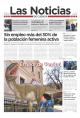 Portada de Las Noticias 6 de Marzo de 2015