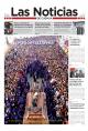 Portada de Las Noticias 5 de Abril de 2015