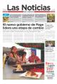 Portada de Las Noticias 3 de Julio de 2015